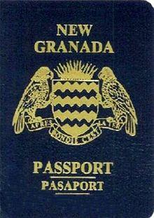 220px-New_Granada_camouflage_passport_cover_with_Dominica_motto_and_barry_wavy_shield.jpg