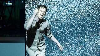 David Bowie Lazarus című musicaljét Londonban is bemutatják