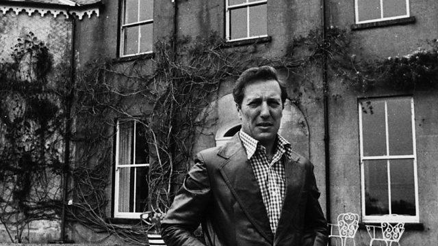 Frederick Forsyth outside his home in Ireland, 1978.jpg