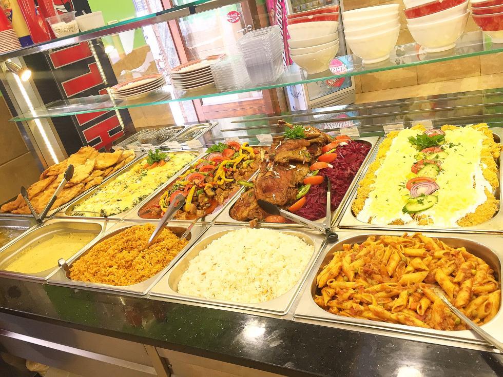 török ételek