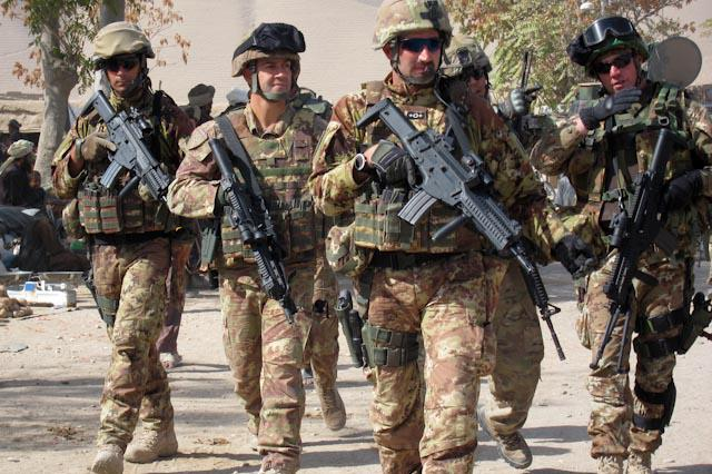 Italian troops in Afghanistan International Security Assistance Force (ISAF) North Atlantic Treaty Organization or NATO Taliban War Terrorism patrolling fighting conflict soldiers army  (1).jpg
