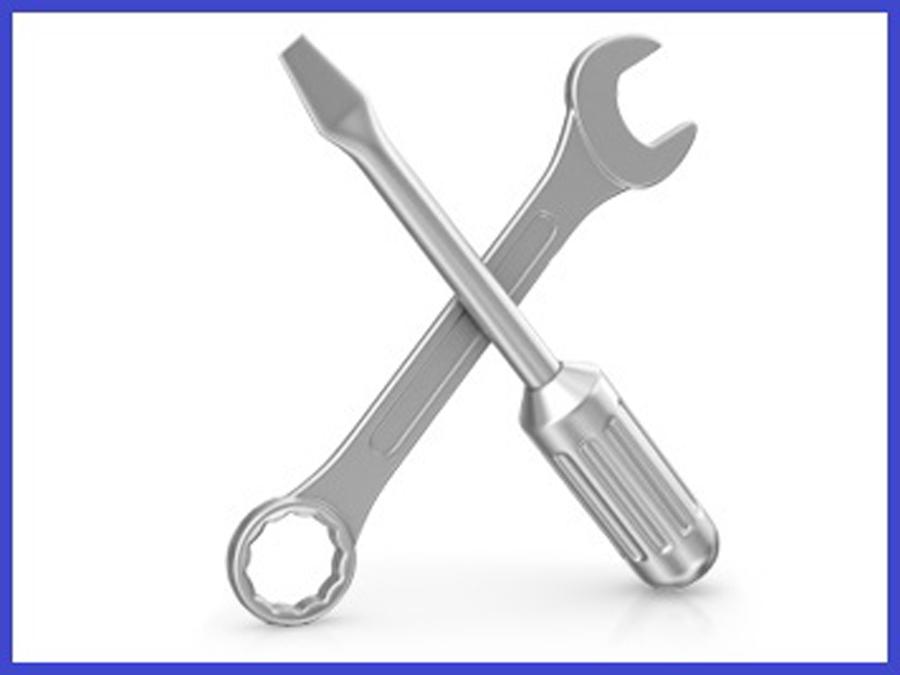 Műszaki karbantartás és hibaelhárítás