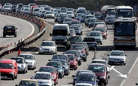 The AA estimates that 18 million motorists will take to the roads over the bank holiday weekend.jpg
