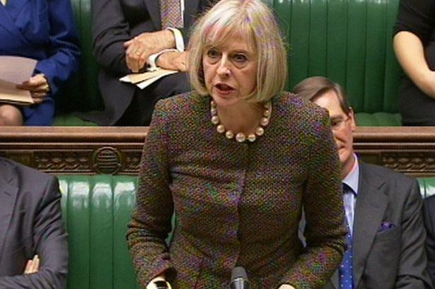 Theresa May speaks in the House of Commons.jpg