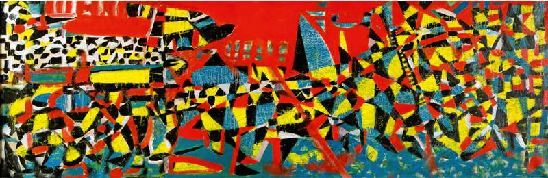 Title-Unknown-circa-early-1960s-Fahrelnissa-Zeid-oil-on-canvas-e1419937455667.jpg